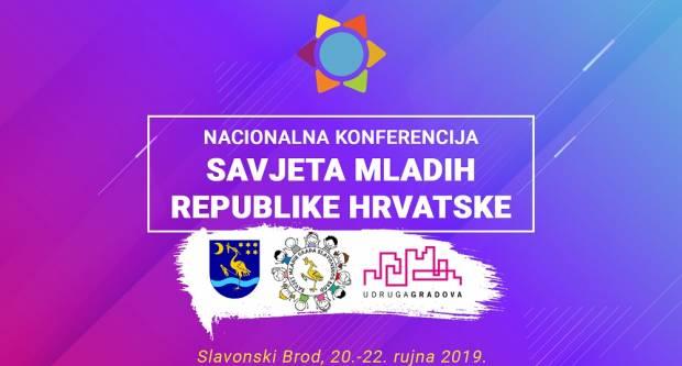 Slavonski Brod domaćin Nacionalne konferencije savjeta mladih Republike Hrvatske