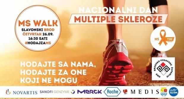 Sudjelujte na 1. MS Walk u Slavonskom Brodu