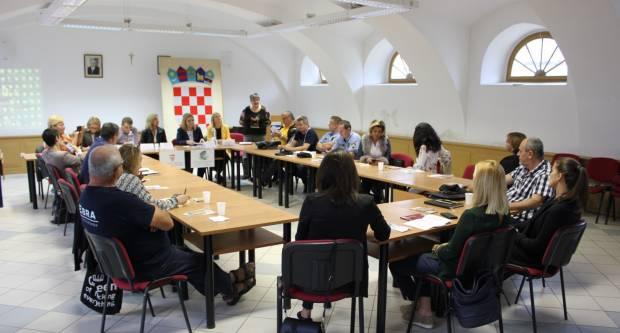Okrugli stol o pomoći žrtvama i svjedocima kaznenih djela