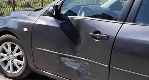 U Vidovcima nepoznati počinitelj oštetio parkirani automobil i pobjegao - ʺNadam se da će mu savjest proraditi i da će se javitiʺ