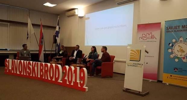 Mladi iz cijele Hrvatske borave u Slavonskom Brodu