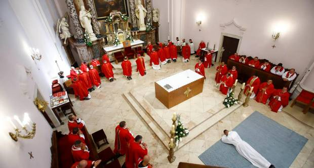 Završno euharistijsko slavlje Biskupijskoga dana u Požegi