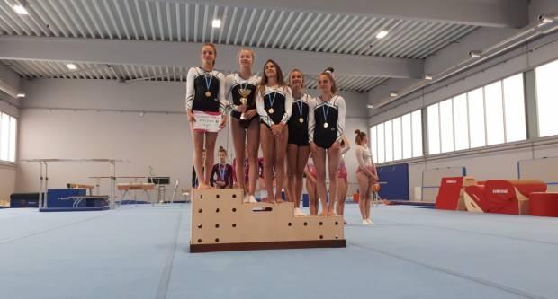 Požeške gimnastičarke odlične u Osijeku