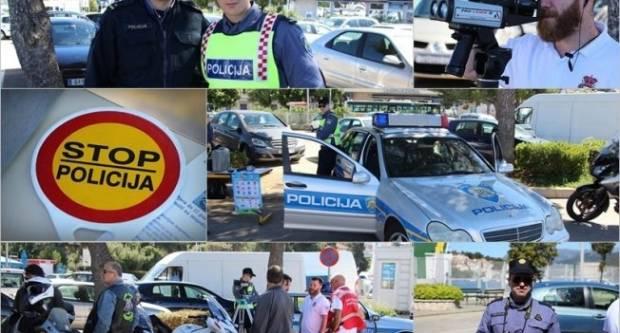 Povećanjem broja motociklista u prometu policija će 28.travnja provesti preventivno-represivnu akciju