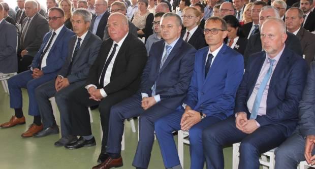 Svečana sjednica lipičkog Gradskog vijeća – ministar Darko Horvat postao počasni građanin Lipika