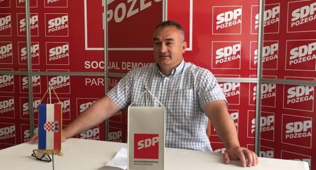 Priopćenje SDP-a PSŽ u vezi skandala Puljašić, Borevac, Krizmanić