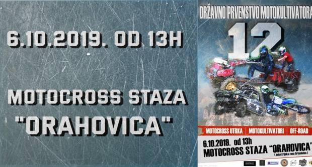 U nedjelju 12. Državno prvenstvo motokultivatora