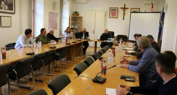 Održana sjednica Stožera civilne zaštite i spašavanja Grada Slavonskog Broda