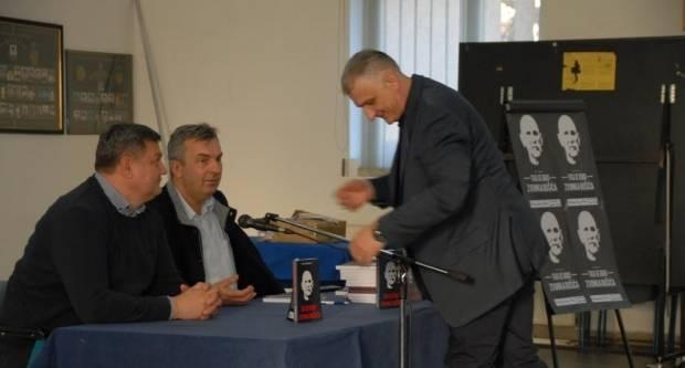 Promocija knjige 'Tko je ubio Zvonka Bušića'