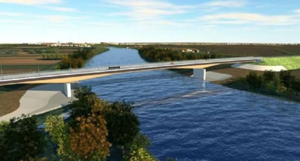 Danas počinje gradnja i mosta kod Gradiške