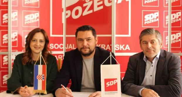 SDP: ʺGradska vlast honorira nerad, potiče nered i puni crne stranačke fondoveʺ