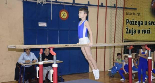 U Požegi održan 57. kup Slavonije i Baranje u muškoj i ženskoj sportskoj gimnastici
