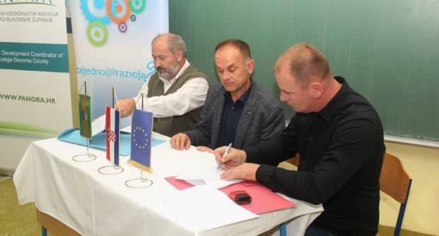 Početna konferencija projekta Energetska obnova zgrade Područne škole Podgorje