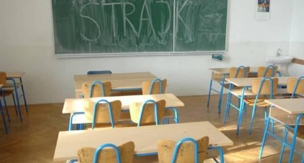 U petak (18.10.) štrajk u osnovnim i srednjim školama Brodsko-posavske županije