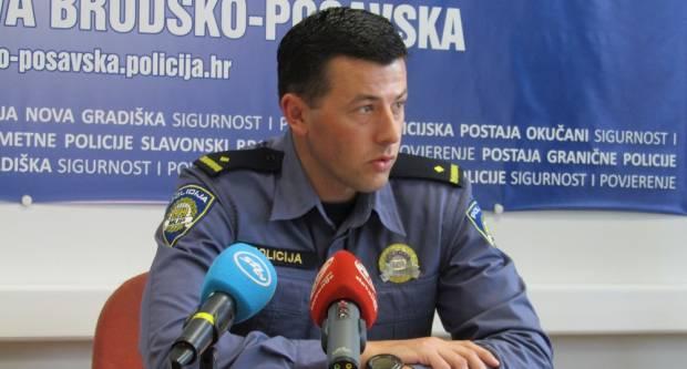 Uhićeni provalnici u četiri obiteljske kuće