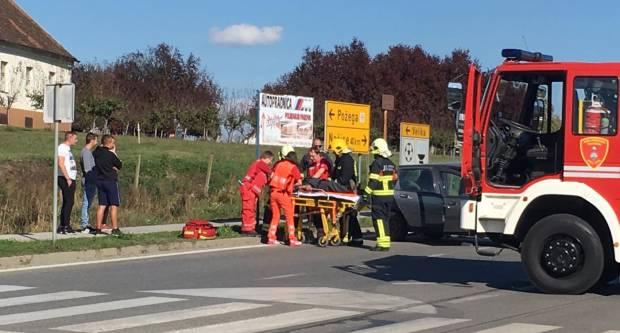 Teška prometna nesreća u Požegi