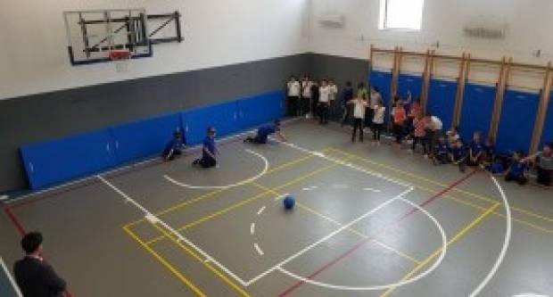 Goal Ballom obilježili Dan bijelog štapa u Katoličkoj osnovnoj školi