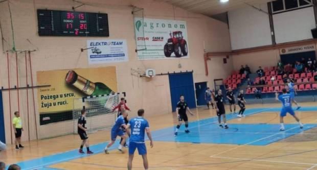 Rukometaši Požege odigrali neodlučeno, 33:33 protiv Rudara u 6. kolu 1. Hrvatske rukometne lige - Sjever