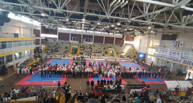 Održan 26. Memorijalni karate kup Slavonski Brod 2019.