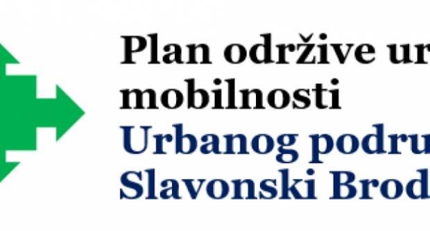 Obavijest građanima o provođenju terenskog istraživanja u sklopu izrade Plana održive mobilnosti Grada Slavonskog Broda