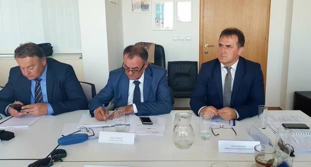 Sjednica Izvršnog odbora Hrvatske zajednice županija potrajala rekordna 4 sata