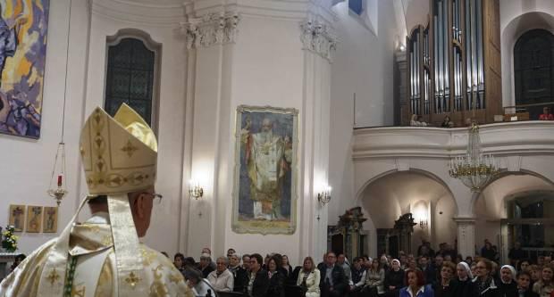 U požeškoj Katedrali proslavljen blagdan sv. Ivana Pavla II.