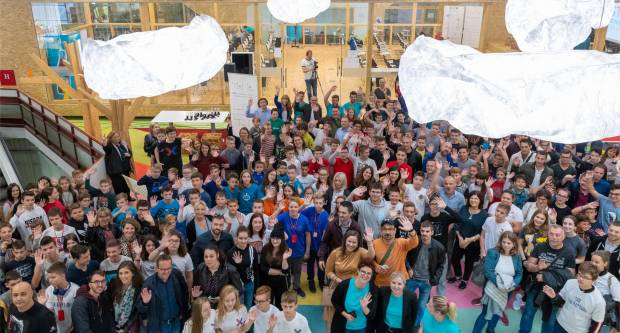 Požeško-slavonski informatičari Fran i Dino šesti na robotičkom natjecanju MakeX Europen Open 2019.