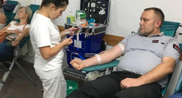 Iduća tri dana u Požegi možete darovati krv