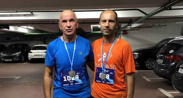 Vinko Pisarović u svojoj kategoriji drugi na 8. Noćnom ceneru u Zagrebu