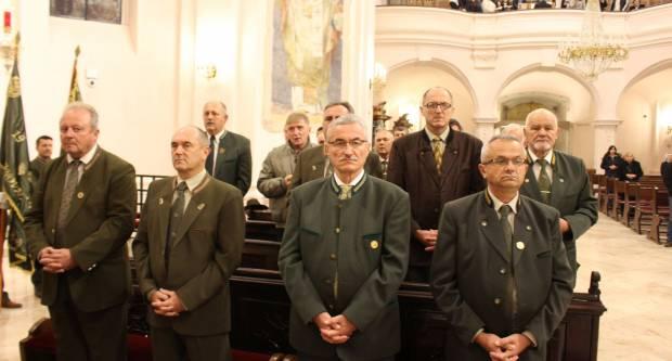 O spomendanu sv. Huberta, zaštitnika lovaca, biskup Škvorčević predvodio euharistijsko slavlje u Katedrali