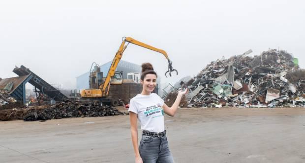 Miss Hrvatske Katarina u akciji za zaštitu okoliša