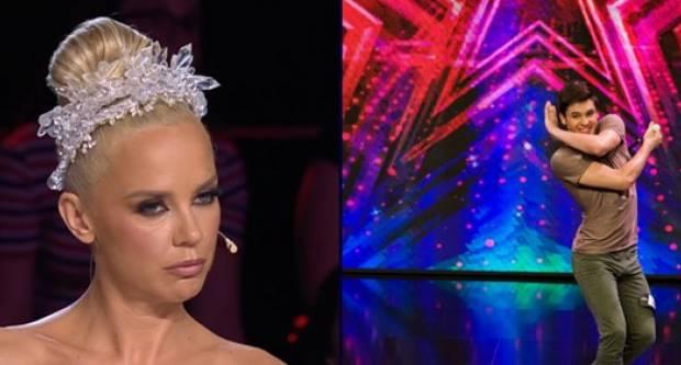 Požeški plesač Benjamin Iličić u sinoćnjoj emisiji Supertalenta zadivio žiri