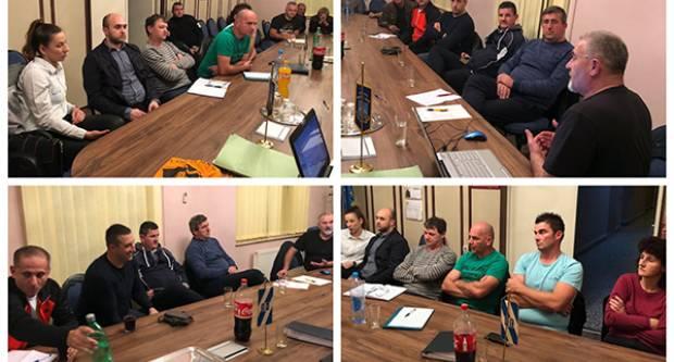 U Okučanima održano predavanje o ekološkoj proizvodnji lješnjaka i oraha