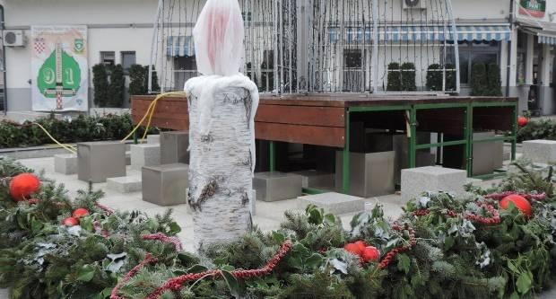 Pripreme za adventsko ukrašavanje u Lipiku