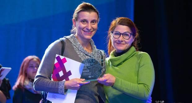 Plesna radionica Ilijane Lončar dobila nagradu za najbolju koreografiju u kategoriji suvremenog plesa