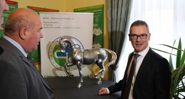 Veleposlanik Kraljevine Danske u posjeti Lipiku