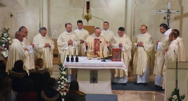 Svetkovina Obljetnice posvete crkve sv. Lovre u Požegi