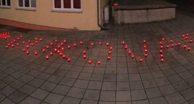 Paljenje lampiona u znak sjećanja na žrtvu Vukovara u našoj županiji