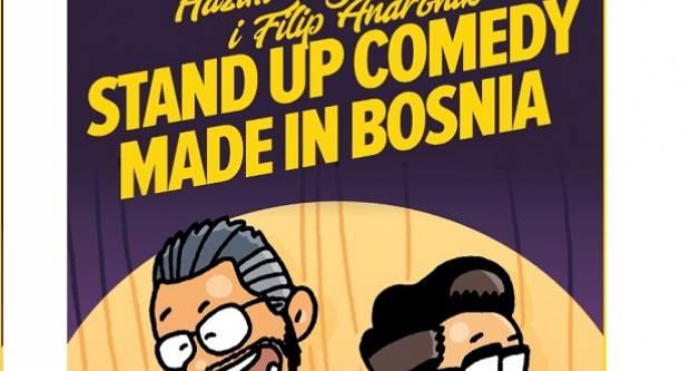 PLATINUM POŽEGA: Stand up comedy made in Bosnia