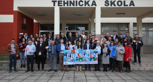 Tehnička škola Požega sudjelovala u Erasmus+ KA2 projektu školskog partnerstva ʺTESLAʺ