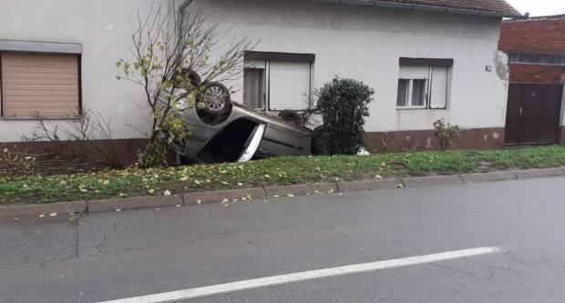 Ukupno tri prometne nesreće tijekom jučerašnjeg dana