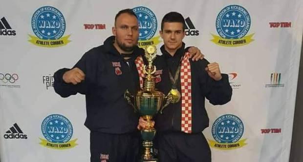 Brođanin Matej odlazi na Svjetsko prvenstvo po obranu naslova prvaka