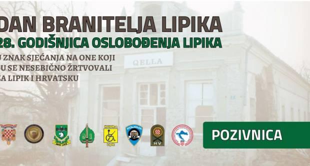 Obilježavanje Dana branitelja Lipika i 28. obljetnice oslobođenja Lipika