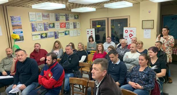 Redovna godišnja skupština najmlađeg požeškog HDP Gojzerica