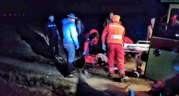 HGSS Stanica Požega uspješno pronašla nestalu žensku osobu u Rajsavcu nedaleko od Požege