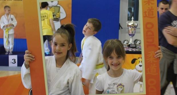ʺJigoroʺ s međunarodnog turnira donio pet medalja