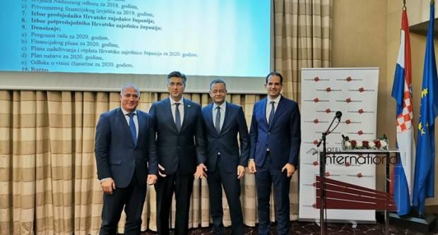 Goran Pauk ponovno izabran za predsjednika Hrvatske zajednice županija