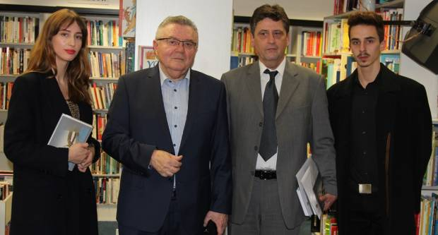 Na promociju knjige Zdravka Ronka u Zagrebu došle brojne face iz političkog i javnog života