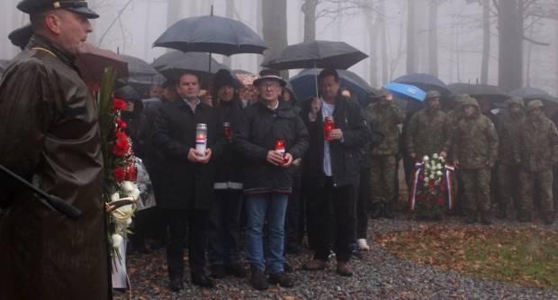Obilježena 28. godišnjica pogibije Hrvatskih branitelja na Bazi Papuk