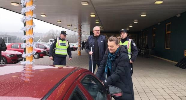 Povodom Međunarodnog dana osoba s invaliditetom provodi se pojačani nadzor korištenja parkirališnih mjesta za invalide